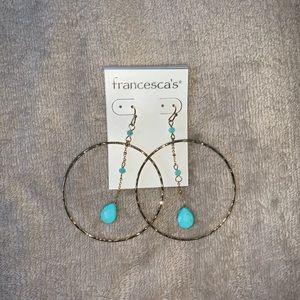 new francesca's earrings